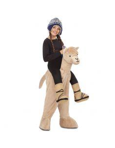 Disfraz a Hombros Alpaca infantil Tienda de disfraces online - venta disfraces