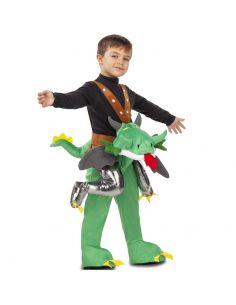 Disfraz a Hombros Dragón De Las Montañas bebe Tienda de disfraces online - venta disfraces