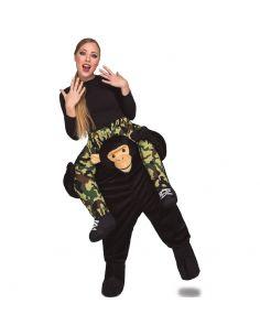 Disfraz a Hombros Mono adulto Tienda de disfraces online - venta disfraces