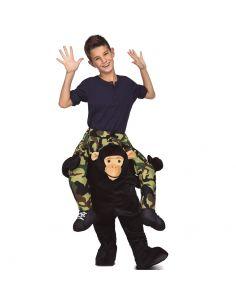 Disfraz a Hombros Mono infantil Tienda de disfraces online - venta disfraces