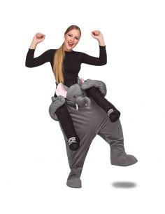 Disfraz a Hombros Elefante adulto Tienda de disfraces online - venta disfraces