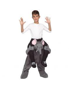 Disfraz a Hombros Elefante infantil Tienda de disfraces online - venta disfraces