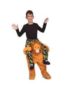 Disfraz a Hombros León infantil Tienda de disfraces online - venta disfraces