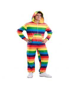 Disfraz Mono Arcoíris adulto Tienda de disfraces online - venta disfraces
