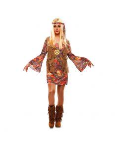 Disfraz de Hippie para mujer adulto Tienda de disfraces online - venta disfraces