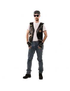 Disfraz de Motero para hombre Tienda de disfraces online - venta disfraces