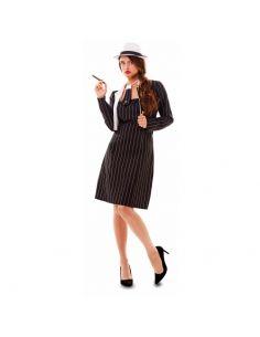 Disfraz Chica Gánster para mujer Tienda de disfraces online - venta disfraces