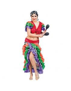 Disfraz Brasileña mujer Tienda de disfraces online - venta disfraces