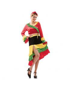Disfraz Rumbera mujer Tienda de disfraces online - venta disfraces
