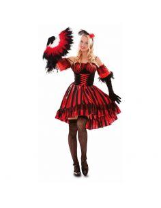 Disfraz Bailarina del Oeste mujer Tienda de disfraces online - venta disfraces