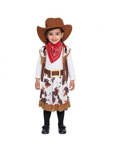 Disfraz Vaquera para niña Tienda de disfraces online - venta disfraces