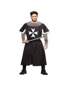 Disfraz Cruzado Medieval Negro adulto Tienda de disfraces online - venta disfraces