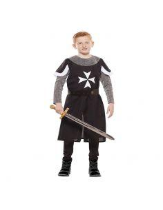 Disfraz Cruzado Medieval Negro infantil Tienda de disfraces online - venta disfraces