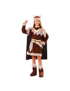 Disfraz Vikinga niña Tienda de disfraces online - venta disfraces
