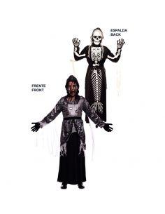Doble Disfraz de Muerte y Sirena Esqueleto infantil Tienda de disfraces online - venta disfraces