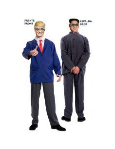 Doble Disfraz de Presidentes para adulto Tienda de disfraces online - venta disfraces