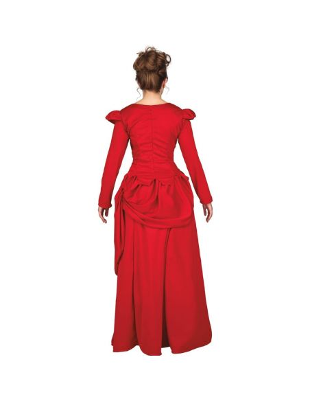 Disfraz Dama Roja Del Oeste mujer Tienda de disfraces online - venta disfraces