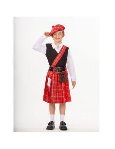 Disfraz Escocés niño Tienda de disfraces online - venta disfraces