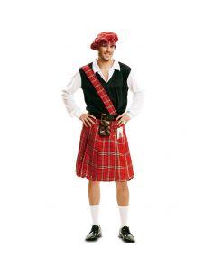 Disfraz de Escocés hombre Tienda de disfraces online - venta disfraces