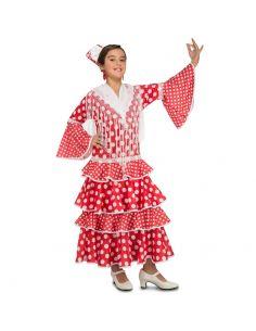 Disfraz Flamenca Sevilla niña Tienda de disfraces online - venta disfraces