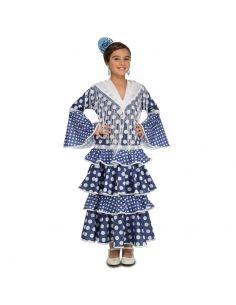 Disfraz Flamenca Alvero niña Tienda de disfraces online - venta disfraces