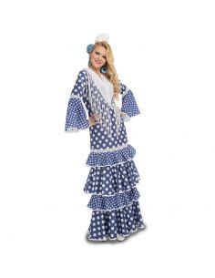 Disfraz Flamenca Alvero mujer Tienda de disfraces online - venta disfraces