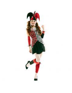 Disfraz de Arlequín Rojo...