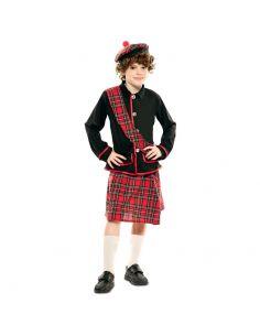 Disfraz Escoces para niño Tienda de disfraces online - venta disfraces