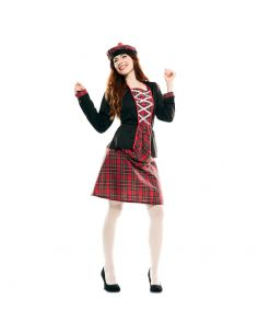 Disfraz Escocesa para mujer Tienda de disfraces online - venta disfraces