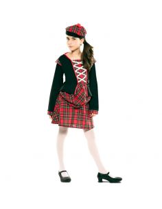 Disfraz Escocesa para niña Tienda de disfraces online - venta disfraces
