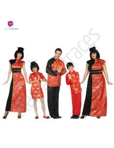 Disfraces para grupos Chinos baratos Tienda de disfraces online - venta disfraces