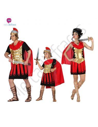 Disfraces Grupos Romanos Rojo Tienda de disfraces online - venta disfraces