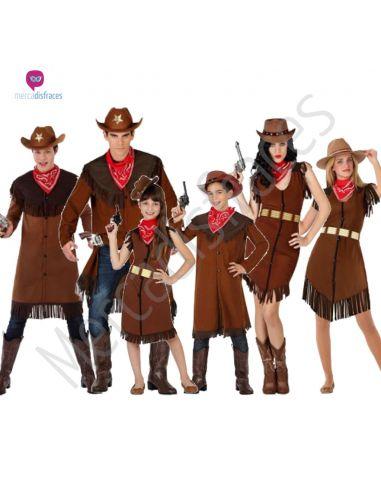 Disfraces para Grupos de Vaqueros Tienda de disfraces online - venta disfraces