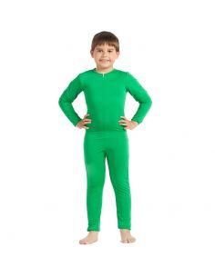 Mono de Color Verde Infantil Tienda de disfraces online - venta disfraces