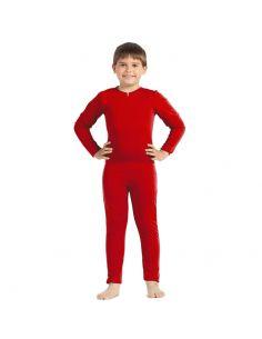 Mono de Color Rojo Infantil Tienda de disfraces online - venta disfraces