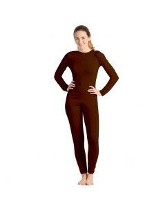 Mono de Color Marrón para Mujer Tienda de disfraces online - venta disfraces