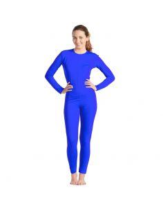 Mono de Color Azul para Mujer Tienda de disfraces online - venta disfraces