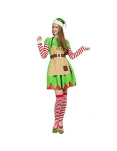 Disfraz de Elfa Navidad Adulto Tienda de disfraces online - venta disfraces