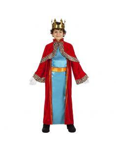 Disfraz de Rey Mago Melchor Infantil Tienda de disfraces online - venta disfraces
