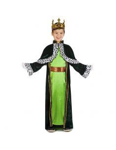 Disfraz de Rey Mago Gaspar Infantil Tienda de disfraces online - venta disfraces