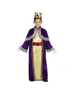 Disfraz de Rey Mago Baltasar Infantil Tienda de disfraces online - venta disfraces