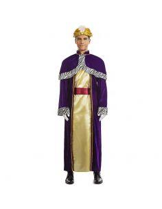 Disfraz de Rey Mago de Baltasar Adulto Tienda de disfraces online - venta disfraces