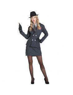 Disfraz de Chica Gánster para Adulto Tienda de disfraces online - venta disfraces