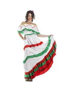 Disfraz de Mexicana para Adulto Tienda de disfraces online - venta disfraces