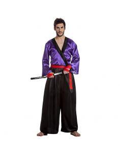 Disfraz de Samurái para Adulto