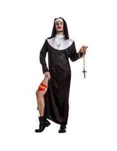 Disfraz de Monja para Hombre Tienda de disfraces online - venta disfraces