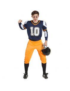 Disfraz de Jugador de Rugby para Adulto Tienda de disfraces online - venta disfraces
