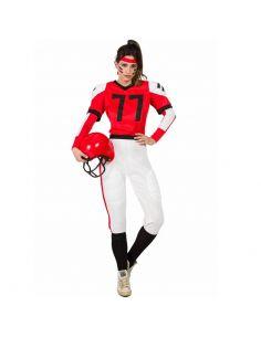 Disfraz de Jugadora de Rugby para Adulto Tienda de disfraces online - venta disfraces