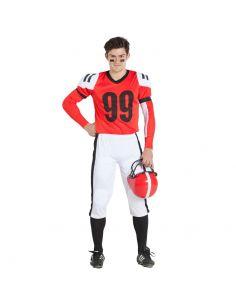 Disfraz de Fútbol Americano para Adulto Tienda de disfraces online - venta disfraces