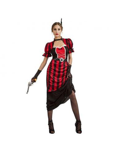 Disfraz de Pistolera Can Can para Adulto Tienda de disfraces online - venta disfraces